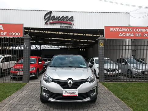 CAPTUR INTENSE 1.6 16V FLEX 5P AUT 2018 FLEX