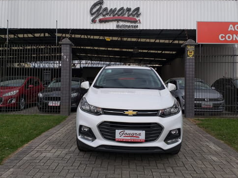 CHEVROLET TRACKER LT 1.4 TURBO 16V FLEX 4x2 Aut.