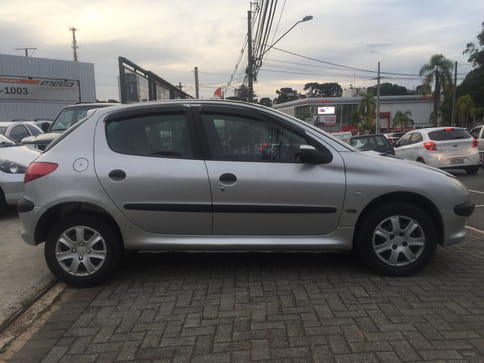 2003 peugeot 206 hatch selection 1.6 8v 4p