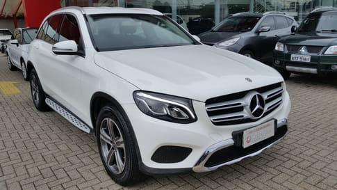 MERCEDES-BENZ GLC 250 4MATIC 2.0 TB 16V AUT