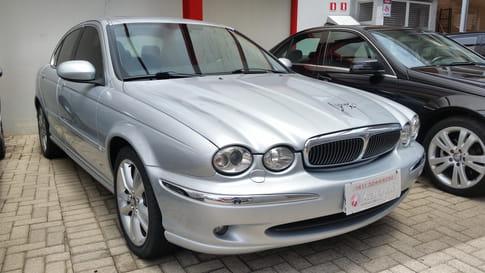 2008 jaguar x-type 2.5 v-6 4p