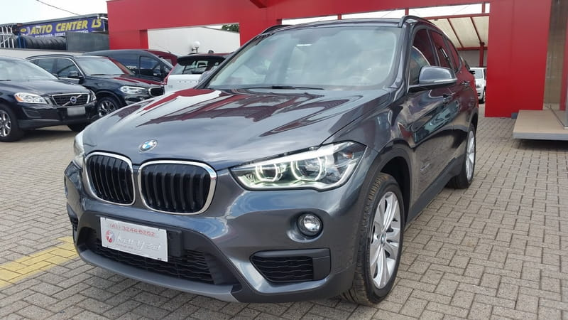 BMW X1 2.0 SDRIVE 20I GP ACTIVE FLEX 5P AUT