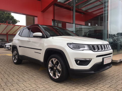 JEEP COMPASS LONGITUDE F 5P