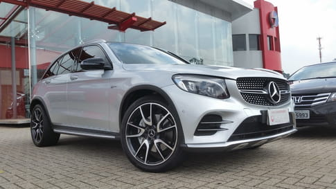 MERCEDES-BENZ GLC-43 AMG 3.0 V6 BI-TURBO 367CV AUT
