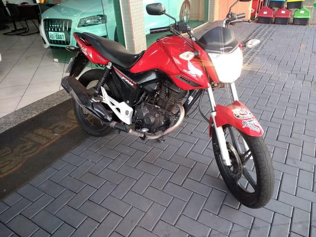 HONDA CG 160 FAN ESDI