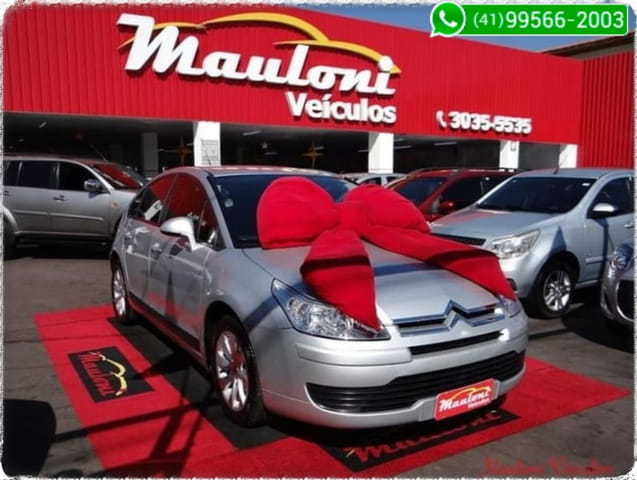 CITROEN C4 HATCH GLX 2.0 FLEX 4P MEC