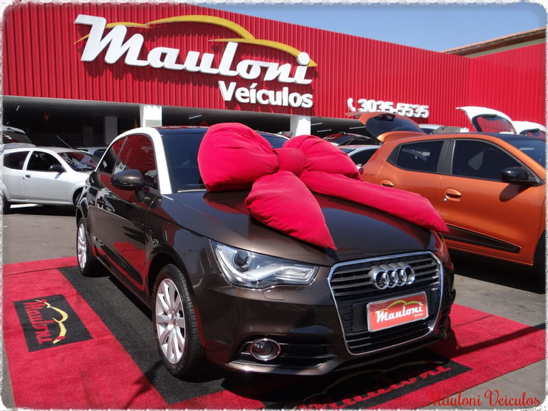 AUDI A1 ATTRACTION S-TRONIC 1.4 TFSI 16V AUT./SEQ.