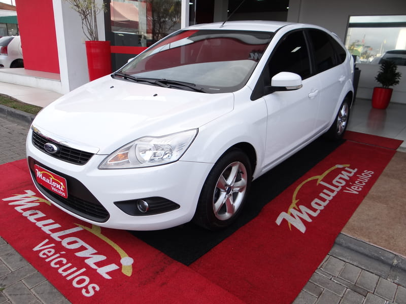 FORD FOCUS HATCH FOCUS GLX 1.6 16V FLEX MEC.
