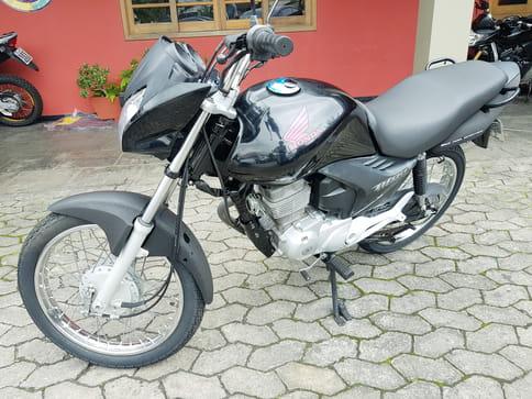 2012 HONDA CG 150 TITAN-ESD
