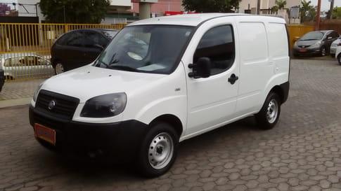 FIAT DOBLO CARGO 1.4 MPI FIRE FLEX 8V 3P