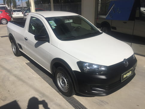 VOLKSWAGEN SAVEIRO 1.6 MI STARTLINE CS 8V FLEX 2P MANUAL