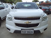CHEVROLET S10 PICK-UP STD 2.8 4x4 CD TB INT.DIES