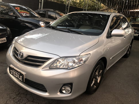 TOYOTA COROLLA GLI 1.8 AT FLEX