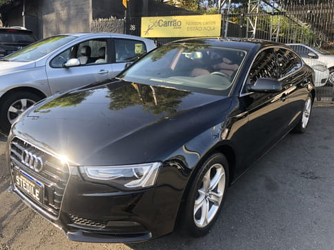 AUDI A5 SPORTBACK ATTRACTION 2.0 TFSI S TRONIC