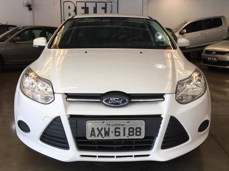 FORD FOCUS S  POWER SHIFT 1.6 AUT
