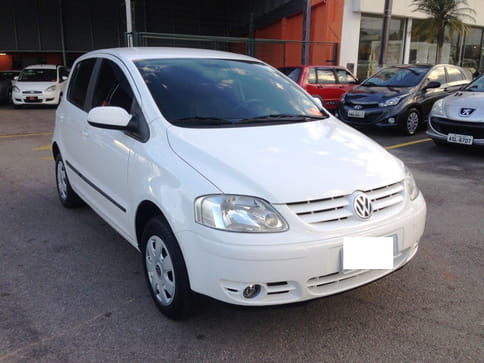 2005 volkswagen fox 1.0