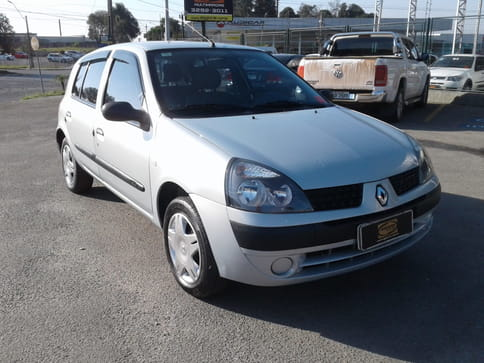 2004 renault clio authentic 1.6