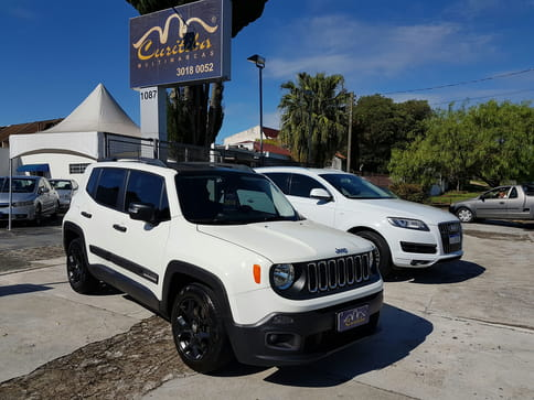 JEEP  RENEGADE SPORT 1.8 FLEX AUT