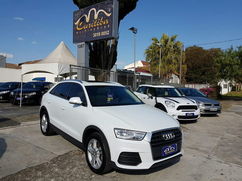 AUDI Q3 1.4 BLACK EDITION FLEX 4P STRONIC
