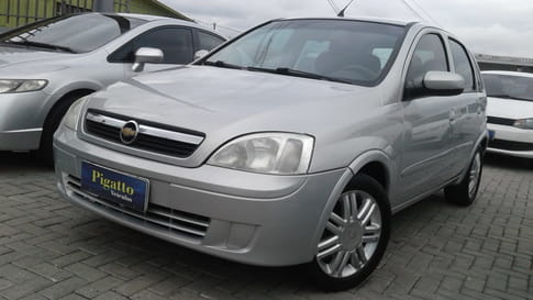 2005 chevrolet corsa hatch 1.8 mpfi 8v  4p