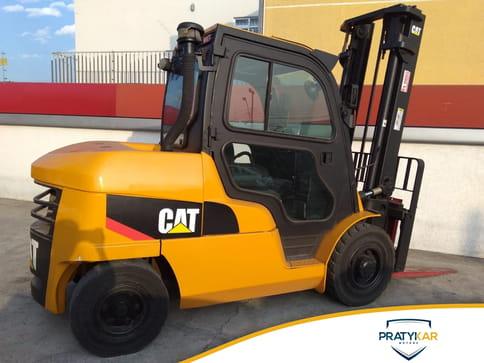2011 caterpillar empilhadeira pd11000 4 rodas