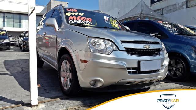 CHEVROLET CAPTIVA SPORT FWD 3.6 V6 24V 261CV 4X2