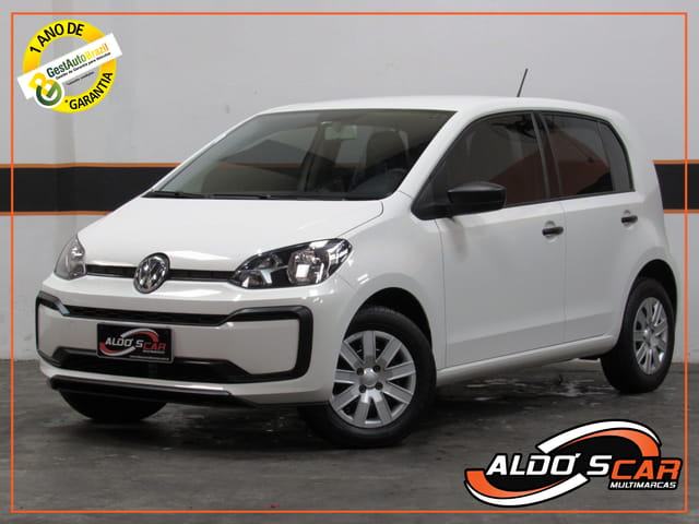 Volkswagen Up Take 2018