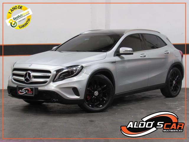 Mercedesbenz Gla 200 1.6