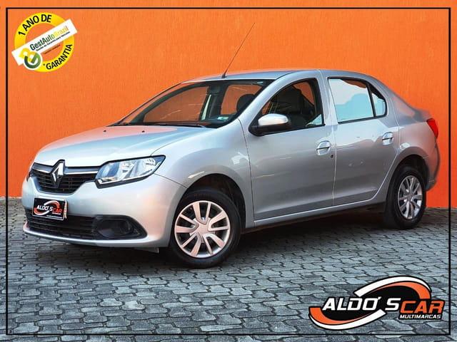 Renault Logan 1.0 Expression