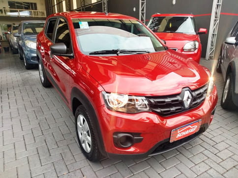KWID 1.0 12V SCE ZEN MANUAL 2019 FLEX