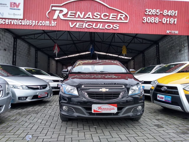 CHEVROLET PRISMA LTZ 1.4 8V FLEXPOWER 4P