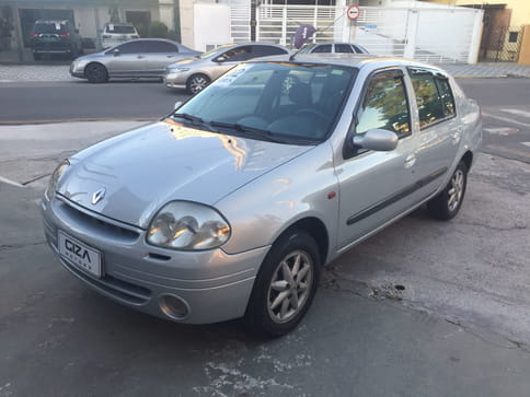 2002 renault clio rt 1.0 16v
