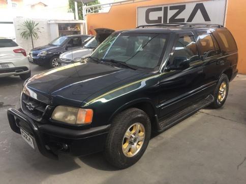 1998 chevrolet s-10 blazer executive 4.3 v-6 4p