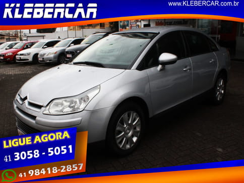 CITROEN C4 PALLAS EXCLUSIVE 2.0 16v(Aut.) . 4p
