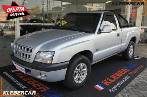 CHEVROLET S-10 PICK-UP 2.4 MPFI 2P