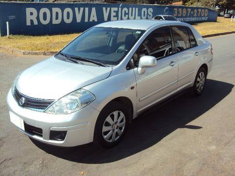 2011 nissan tiida sedan 1.8 16v