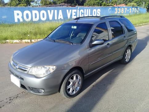 2005 FIAT PALIO WEEKEND HLX 1.8 8V 4P