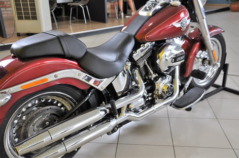 HARLEY-DAVIDSON SOFTAIL FAT BOY FLSTF