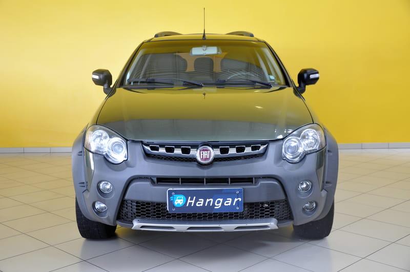 FIAT PALIO WEEKEND 1.8 ADVENTURE DUALOGIC LOCKER 8V 4P