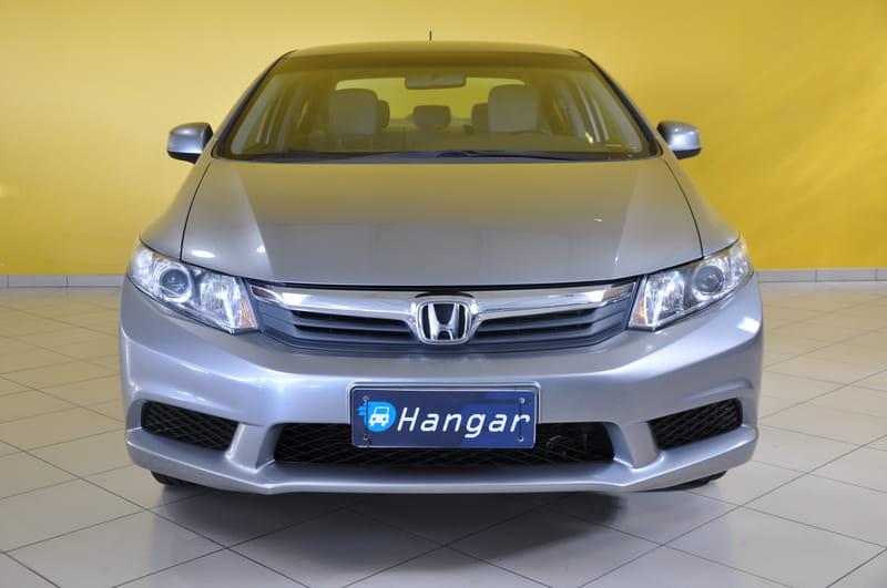 HONDA CIVIC LXS 1.8 16V FLEX AUTOMATICO