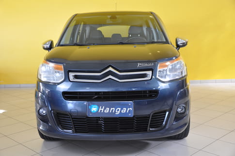 CITROEN C3 PICASSO EXCLUSIVE 1.6 FLEX 16V 5P. MEC