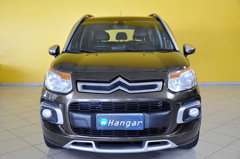 CITROEN AIRCROSS EXCLUSIVE 1.6 FLEX 16V 5P AUT.