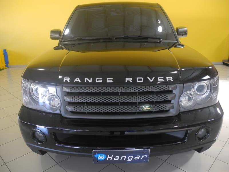 LAND ROVER RANGE ROVER SPORT 4X4 2.7 V-6 4P