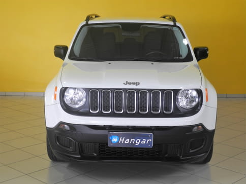 JEEP RENEGADE BASE AT 1.8 FLEX
