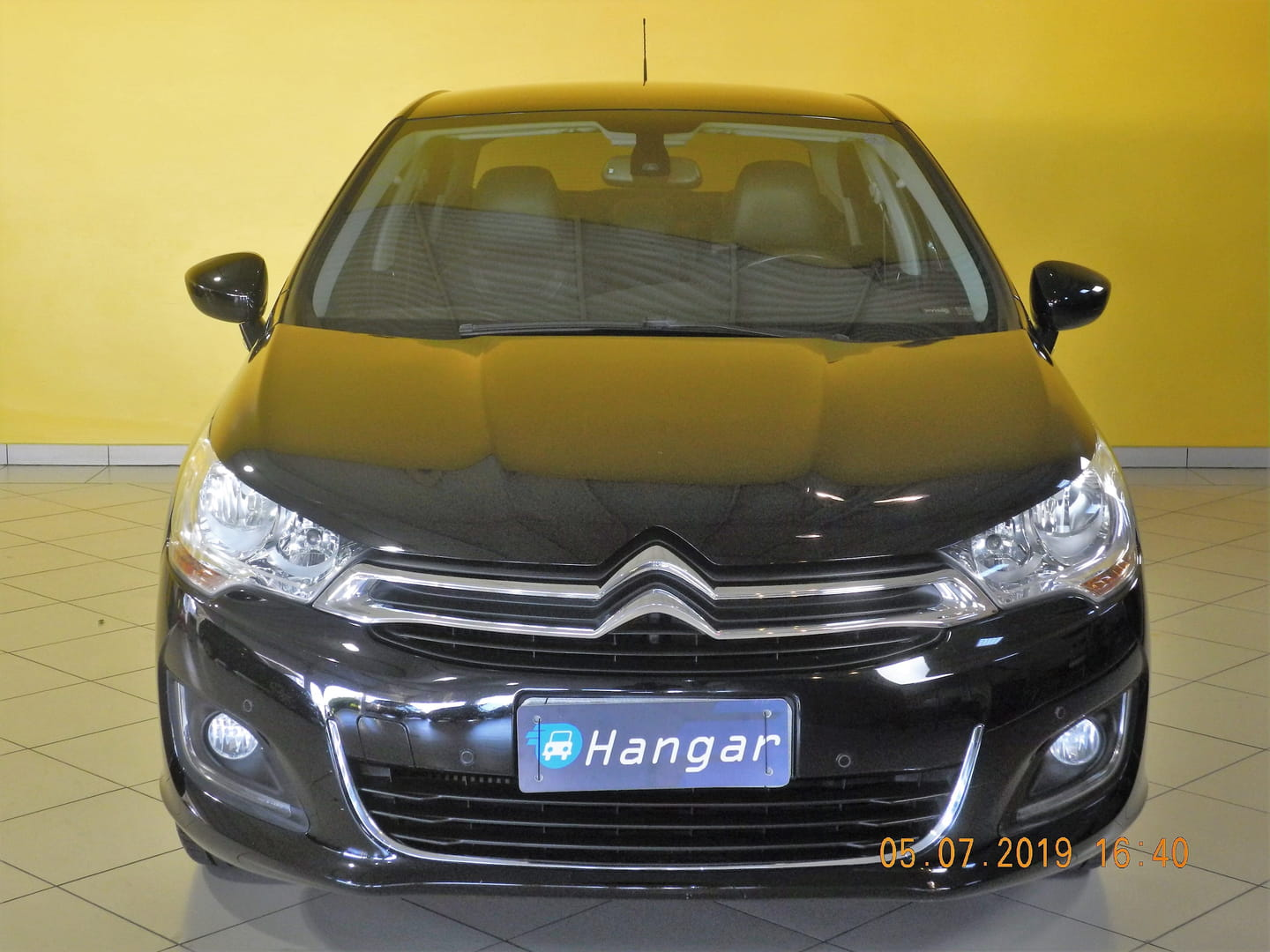CITROEN C4 LOUNGE 1.6 EXCLUSIVE 16V TURBO GASOLINA 4P AUT