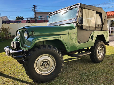 1966 jeep willys jeep 4x4