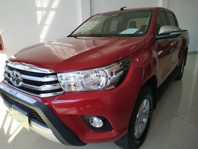 TOYOTA HILUX SRV CD 4X4 AT