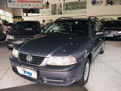 2004 volkswagen parati 1.6 mi  4p