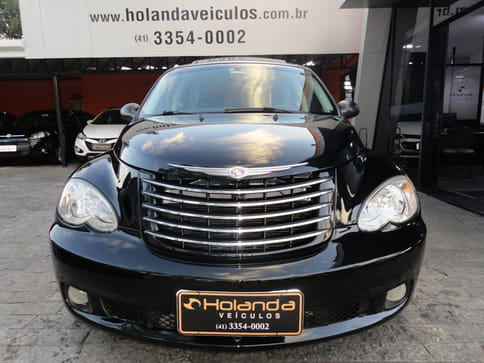 2010 chrysler pt cruiser limited edition 2.4 16v 4p