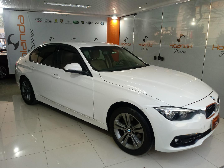 BMW 320I 2.0 16V TURBO ACTIVE FLEX 4P AUTOMATICO
